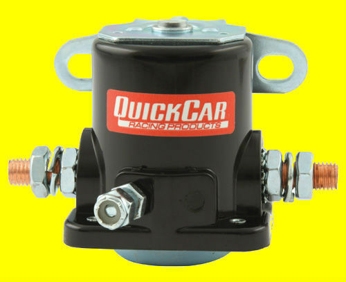 Quickcar Racing Heavy Duty Remote Firewall Mount Starter