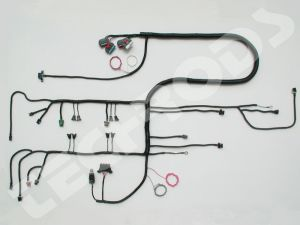 New 199697 LT1 Fuel Injection Wiring Harness   eBay