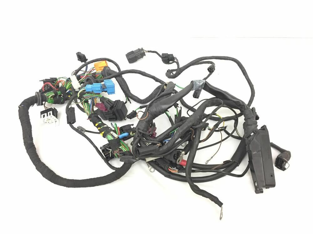 BMW 2002 R1100S R 1100 S MAIN ELECTRICAL WIRE HARNESS -