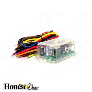 DEI 528T 12 VOLT ADJUSTABLE PULSE TIMER SPDT 15A RELAY