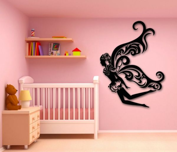 Wall Stickers Vinyl Decal Fairy Tale for Kids Room Nursery ...