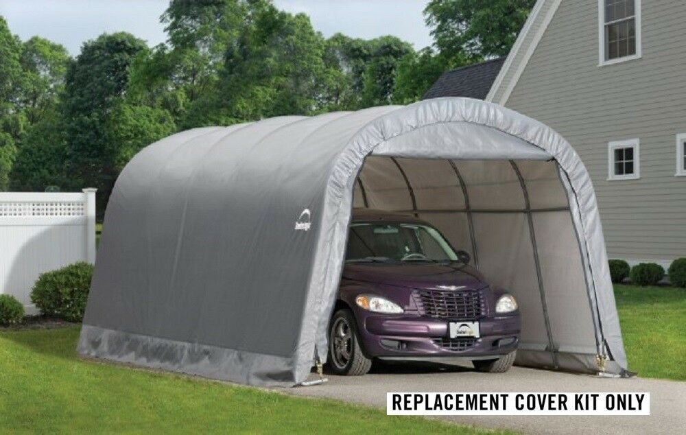 ShelterLogic Replacement Cover 12x20 Round Garage In A Box
