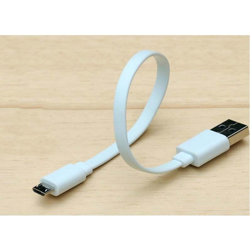 Ultra Short 20CM Micro USB Data Charger Cable Cord