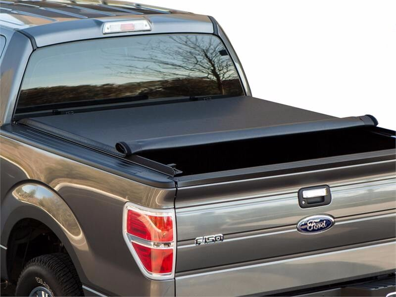 Ionic Roll Up Tonneau Cover Fits 2015 2019 Ford F150 5 5