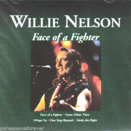 WILLIE NELSON - Face Of A Fighter (EU 18 Tk CD Album) (Sld ...