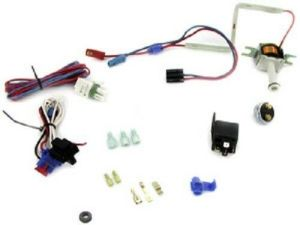 700R4 Lockup Wiring Kit Complete Relay | eBay