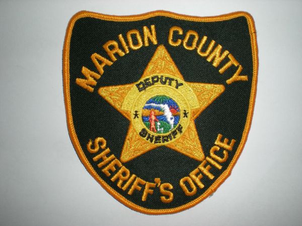 MARION COUNTY, FLORIDA SHERIFF'S OFFICE PATCH | eBay