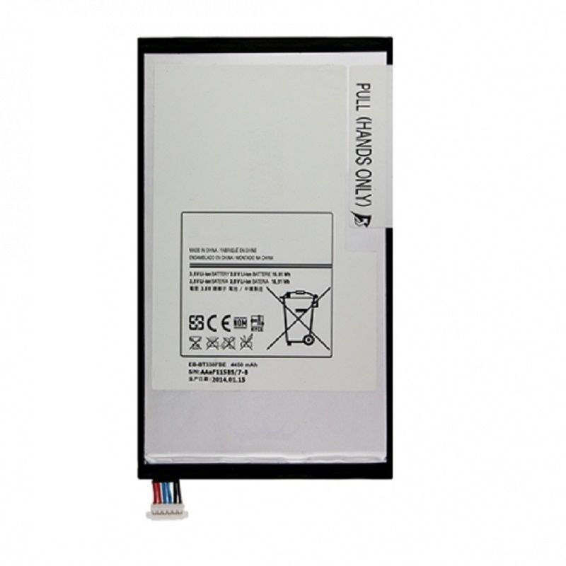 Samsung galaxy tab a 8 0 replacement battery app n817 Get original