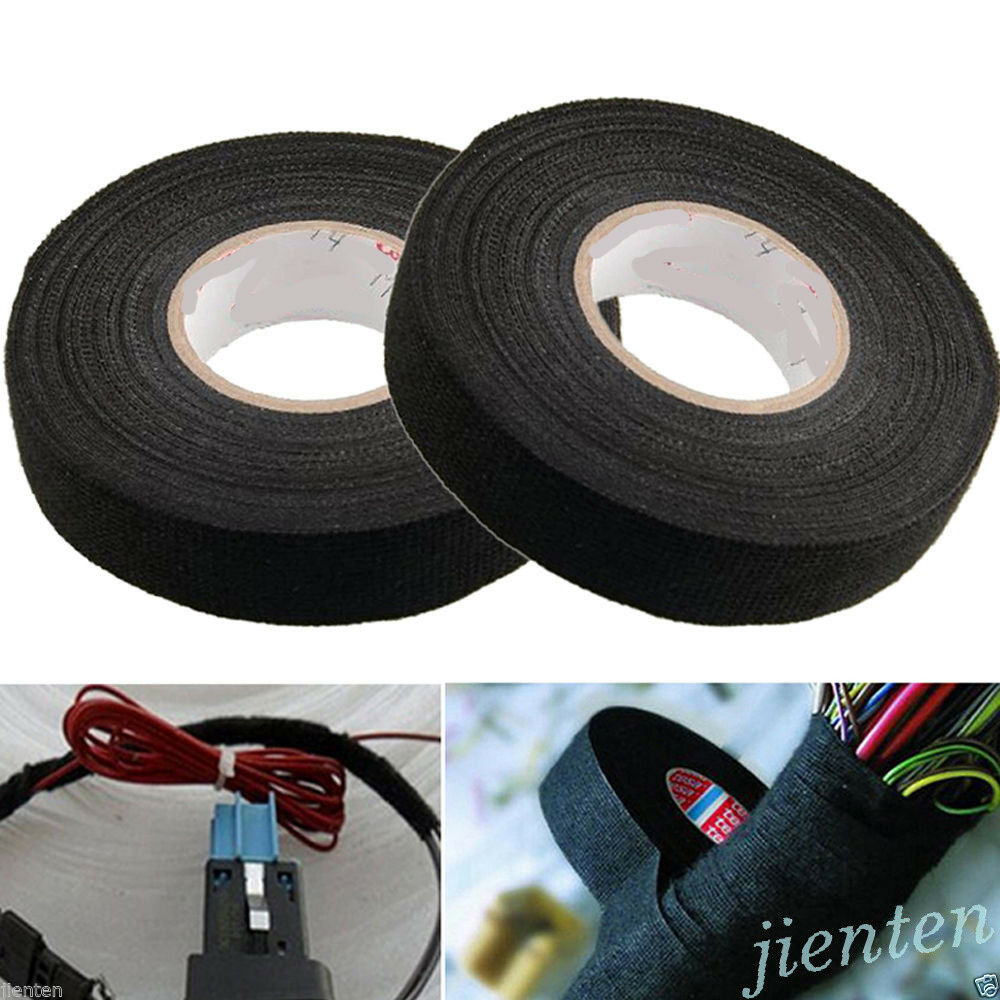 Automotive Wire Harness Adhesive Electrical High Temp Weft