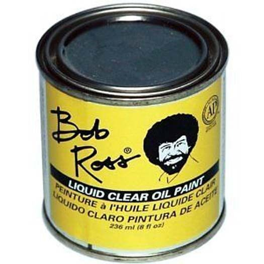 Bob Ross Liquid Clear 250ml R6237 EBay