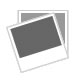 47 W Square Coffee Table White Antique Hand Painted