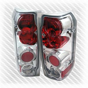 For 19891996 Ford F150F250Bronco Tail Lights Rear Brake