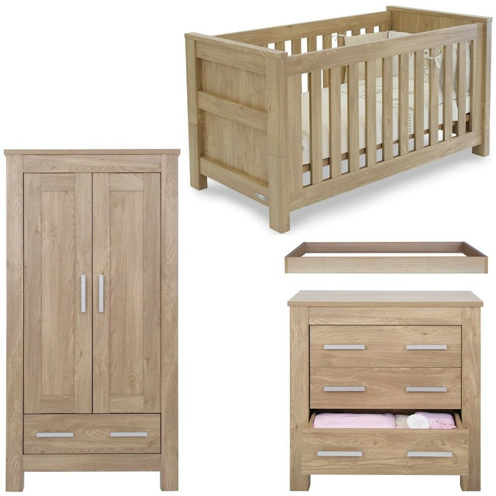 babystyle bordeaux by charnwood 3 nursery furniture on 3 Piece Nursery Set id=74433