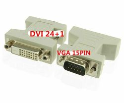 small of dvi d to vga