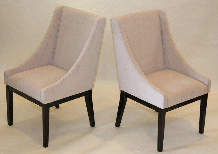 Living Room Accent Chair Set Of 2 Dining Modern Armchair