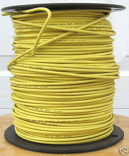 Xhhw 2 500 Ft 14 Awg Stranded Copper Wire