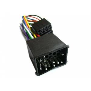 PC2054 CD Radio Wiring Loom Harness ISO Adaptor Lead For