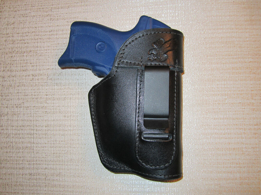 Ruger Lc9 With Lasermax Or Crimson Trace Laser Iwb Right