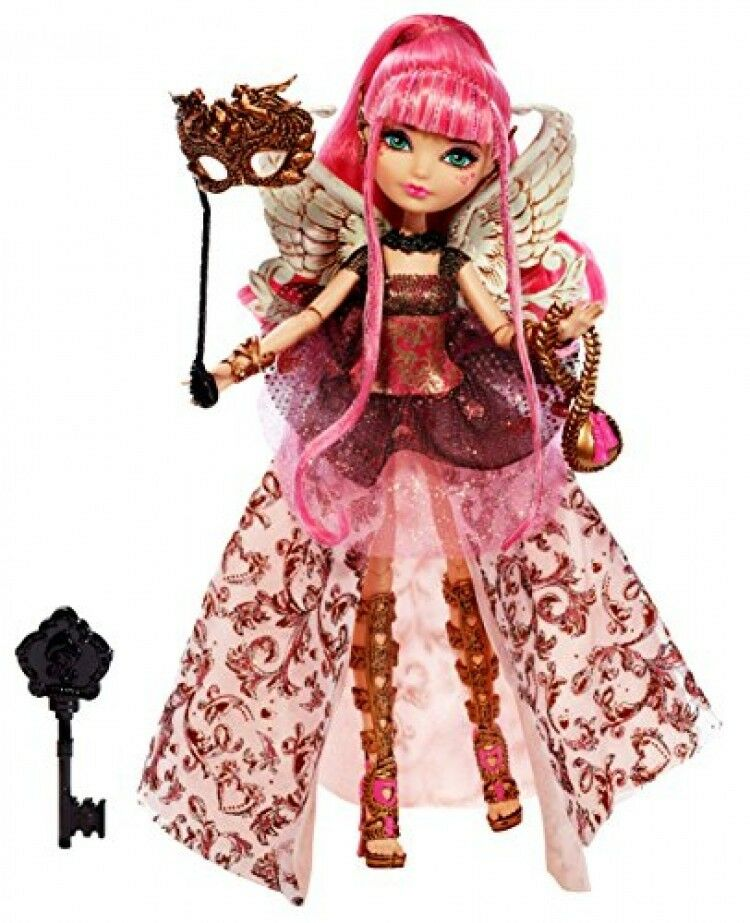 Ever After High Thronecoming C A Cupid Doll New Free