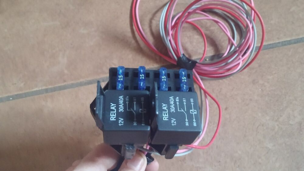 Rewire Service For Wiring Harness Standalone With Tune Ls1