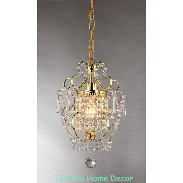Modern Chandelier Lighting Gold Contemporary Crystal
