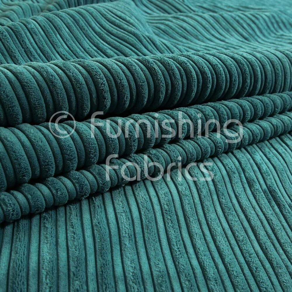 Sofas Curtains Upholstery Fabric Soft High Low Velvet Quality Blue Teal Corduroy 7625632680364