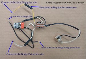 Upgraded Tele Telecaster Cabronita Wiring Harness with