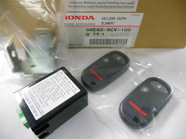 2003-2006 GENUINE HONDA ELEMENT KEYLESS ENTRY 08E60-SCV