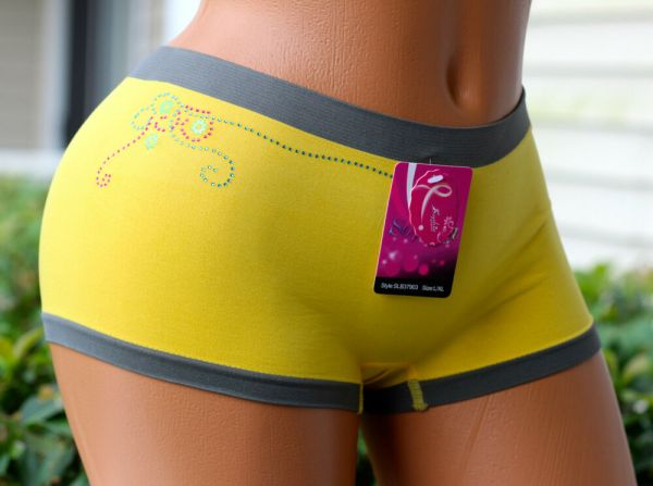 Women's Comfy Lounge Seamless Spandex Short Shorts ...