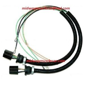 headlight bucket extension wiring harness 55 56 Chevy 150