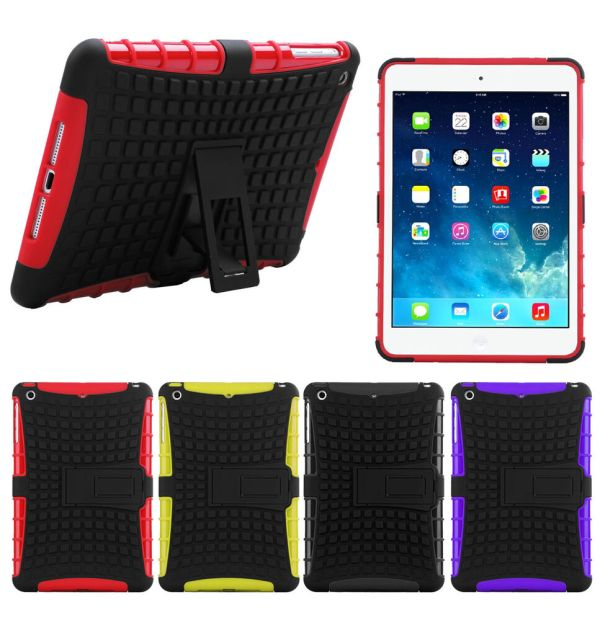 IMPACT PROTECTION HEAVY DUTY SHOCK PROOF STAND CASE FOR ...