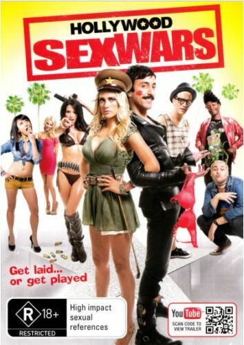 Hollywood Sex Wars (DVD) get laid or get played Sexy ...