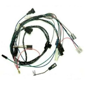 rally gauge adapter wiring harness 4 non gauge 6467