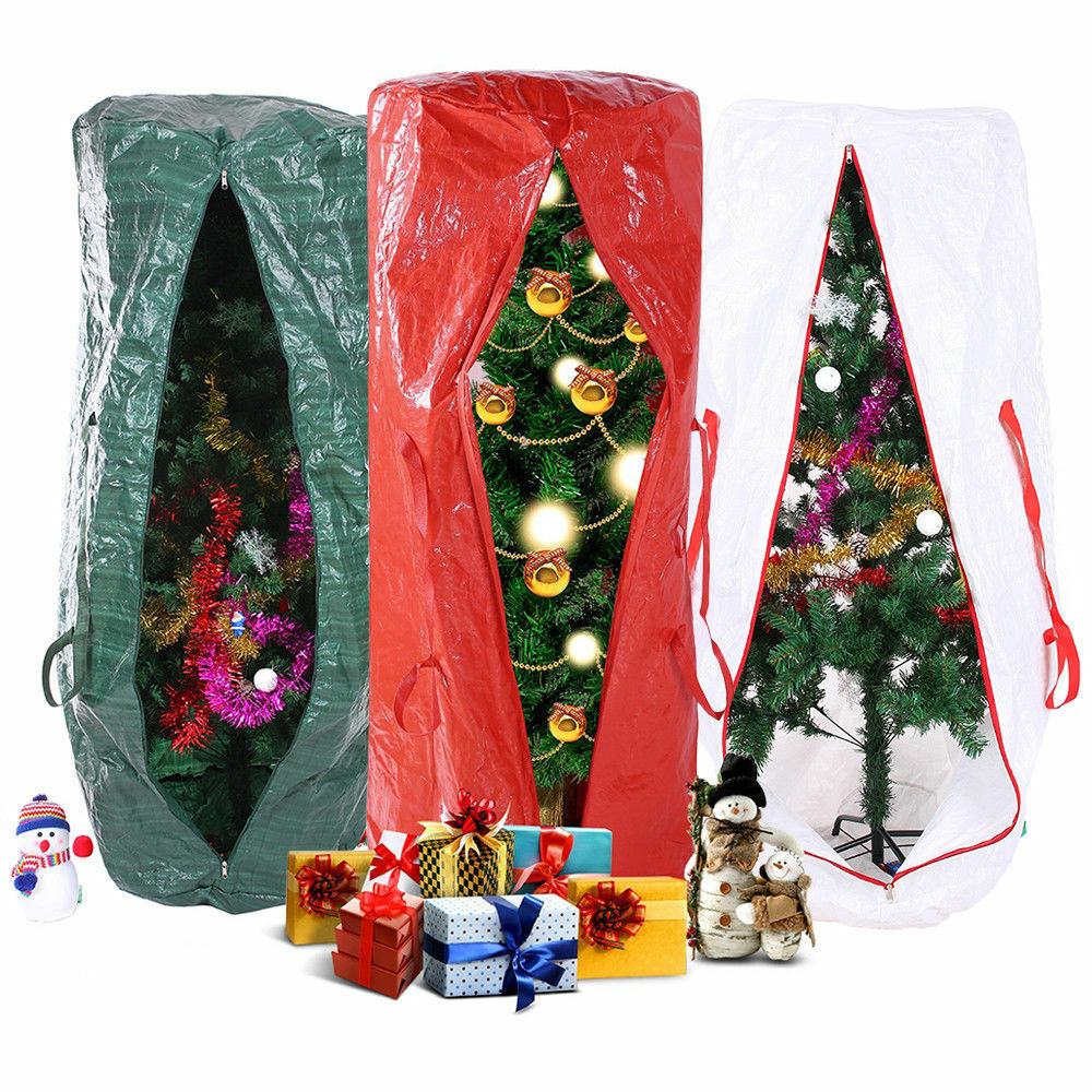 Christmas Tree Storage Bag Upright Deluxe Heavy Duty