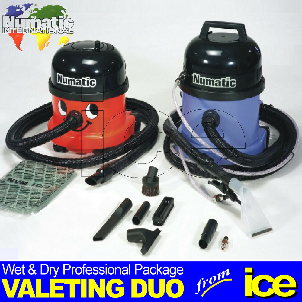 Car Valet Wet Amp Dry Vacuum Carpet Upholstery Cleaning