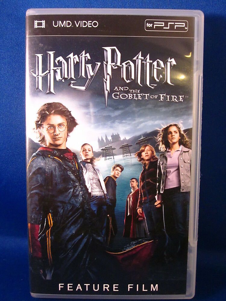 Sony PSP UMD Video Harry Potter And The Goblet Of Fire