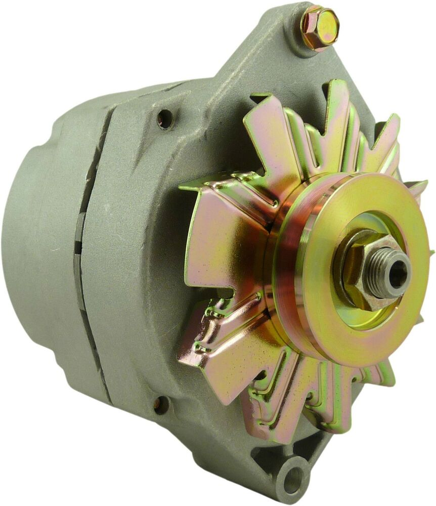 New Alternator 1 Wire 24v Se At
