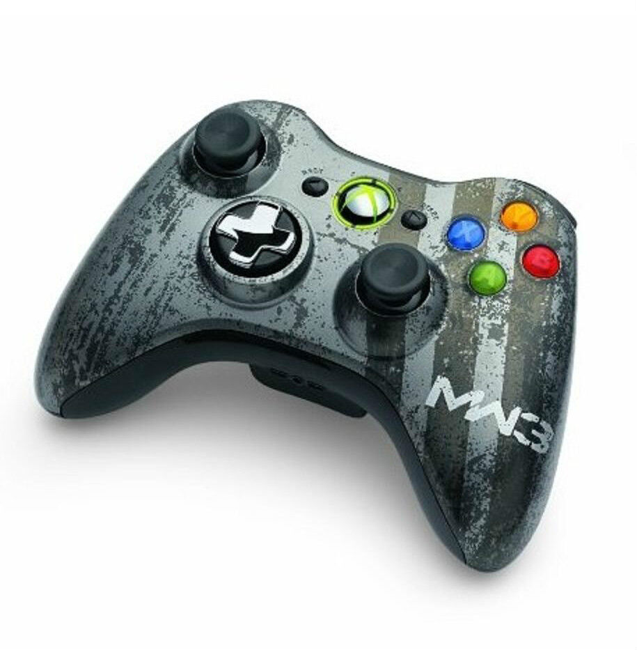 CALL OF DUTY MW3 LIMITED EDITION XBOX 360 WIRELESS