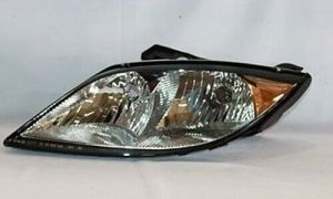 Left Side Replacement Headlight Assembly For 20032005