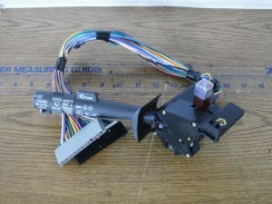 [1998 Chevrolet Suburban 1500 Turn Signal Switch Removal