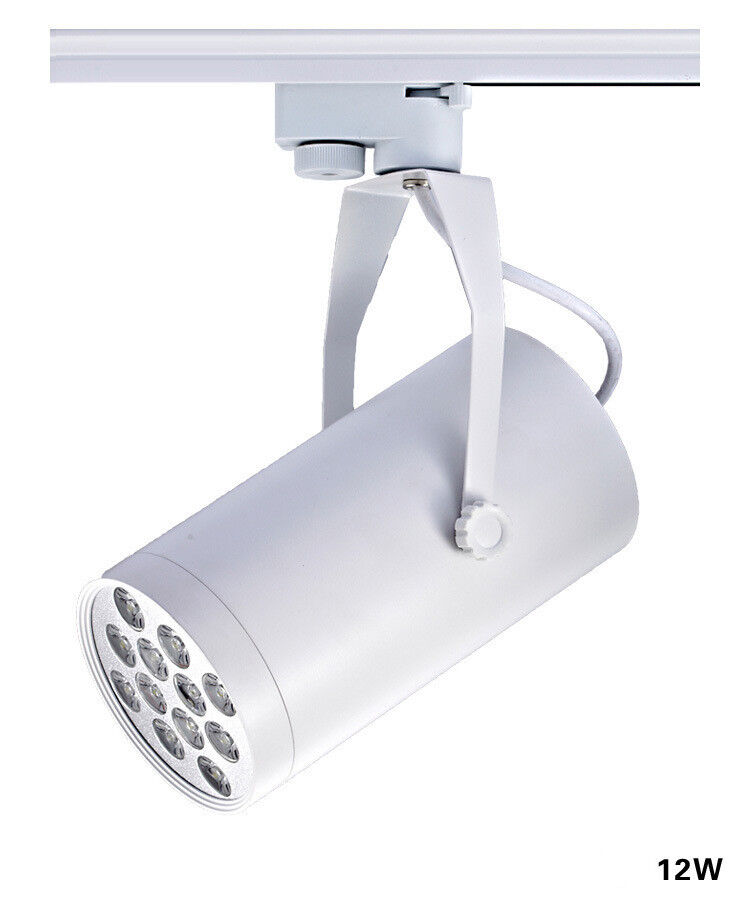 New 12w Led Track Light Lamp Ceiling Spotlight Wall Washer