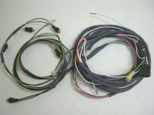 Tail Light Wiring Harness 1958 Chevy Impala 1959 Chevy