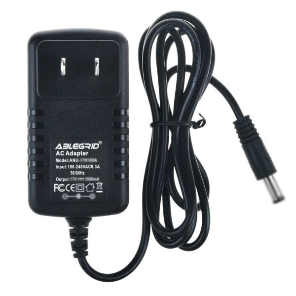 AC Adapter For SoundFreaq SFQ-04 SFQ-04L Sound Kick AS190 ...
