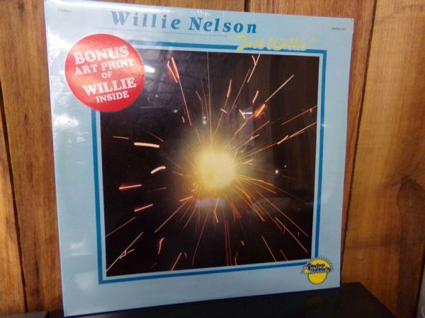 "Willie Nelson ""Just Willie"" Vinyl LP Record Album NEW ..."