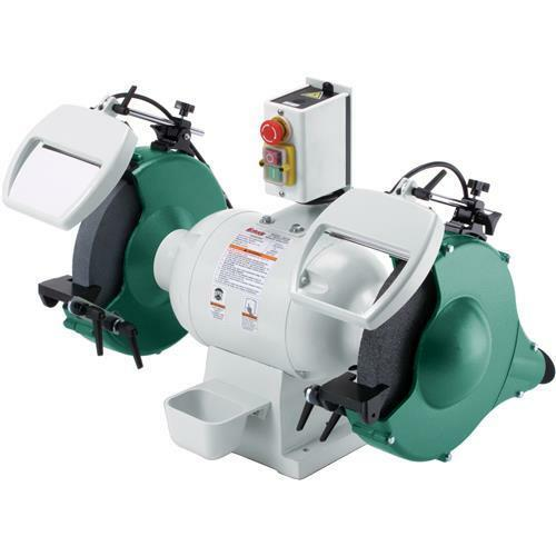 G0599 Grizzly 12 Quot 3 Hp Heavy Duty Bench Grinder Ebay