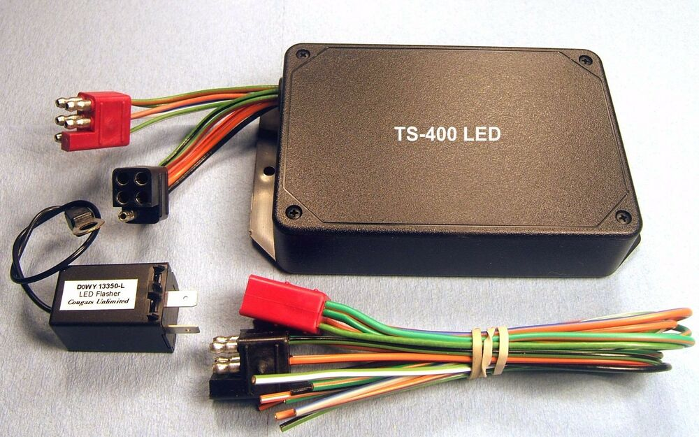 UL1) TS-400 Universal Sequential Turn Signal Conversion