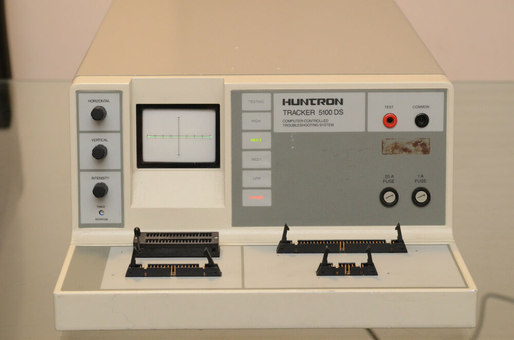 Huntron Tracker 5100DS Computer Controlled Component