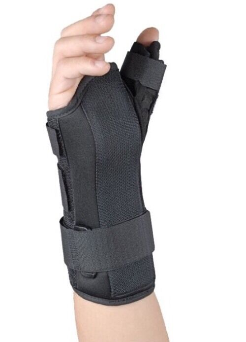Thumb Spica Wrist Support Right Large EBay