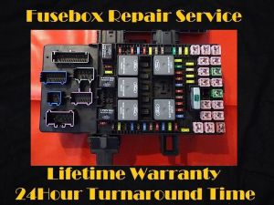 20032006 Lincoln NAVIGATOR Fuse Box Repair Service (Fuel