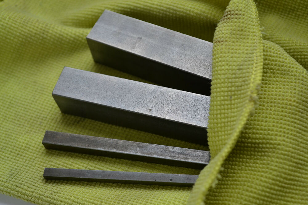 METRIC KEY STEEL SQUARE BAR KEYWAY 2MM 3MM 4MM 5MM 6MM 7MM